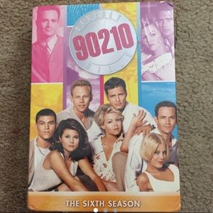 Other - 🆕 Beverly Hills 90210 season 6